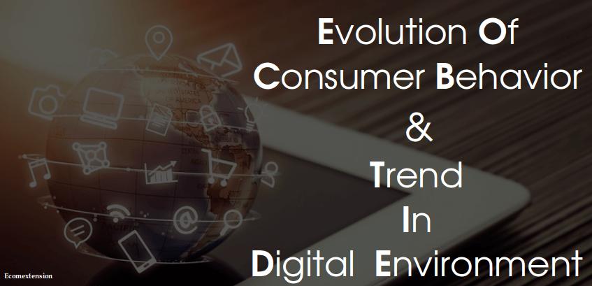 Evolution Of Consumer Behavior