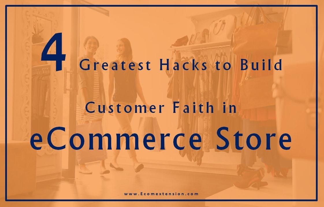 e-Commerce Store - Ecomextension - 2017