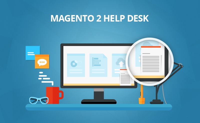 Magento 2 Help Desk