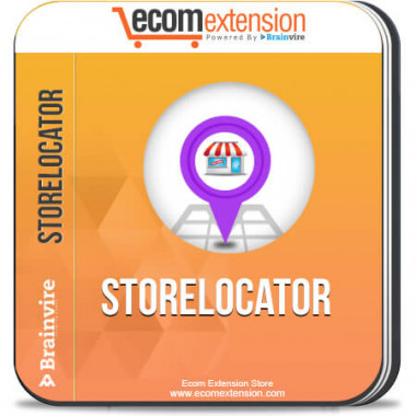 Magento Storelocator Extension