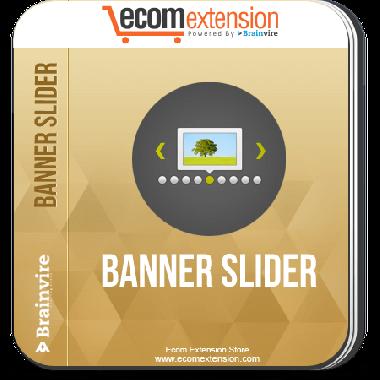 Magento Banner Slider Extension