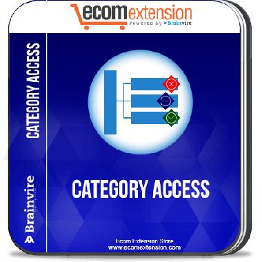 Magento Category Access Extension