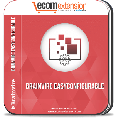 Brainvire EasyConfigurable Extension For Magento