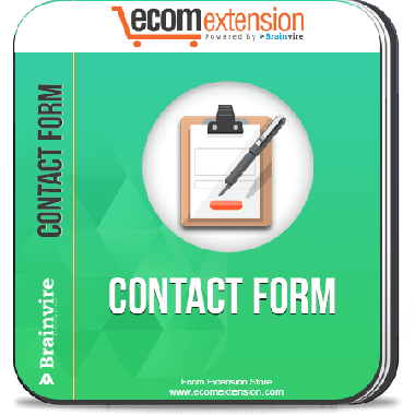 Magento Contact Form Extension