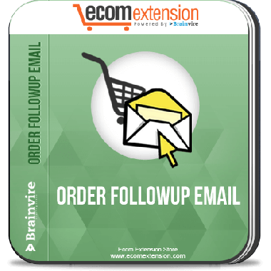 Order Followup Email Extension Configuration