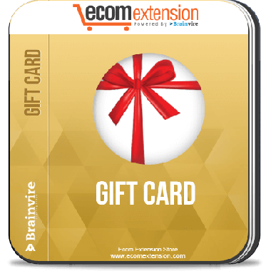 Gift Card Extension