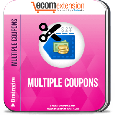 Multiple Coupons Extension
