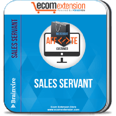 Sales Servant Extension