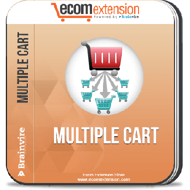 Magento Multiple Cart Extension