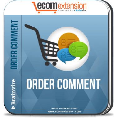 Magento Order Comment Extension