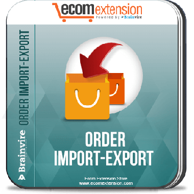 Order Import Export Extension Configuration