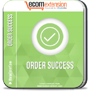 Magento Order Success Extension