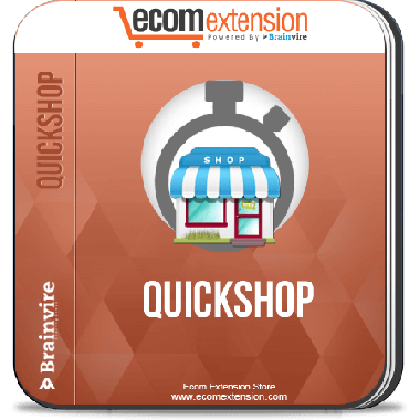 Magento Quickshop Extension