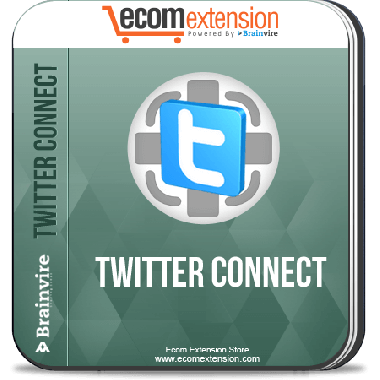 Magento Twitter Connect Extension