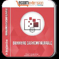 Brainvire EasyConfigurable Extension For Magento