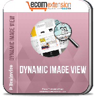 Magento Dynamic Image View Extension