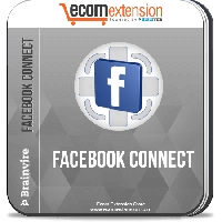 Magento Facebook Connect Extension