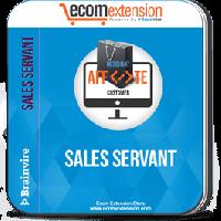 Sales Servant Extension