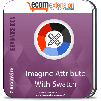 Imagine Attribute With Swatch Extension Configuration