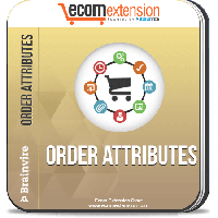 Magento Order Attributes Extension
