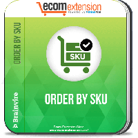Magento Order By Sku Extension