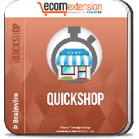 Magento Quickshop Extension
