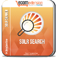 Magento Solr Search Extension