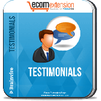 Magento Testimonials Extension